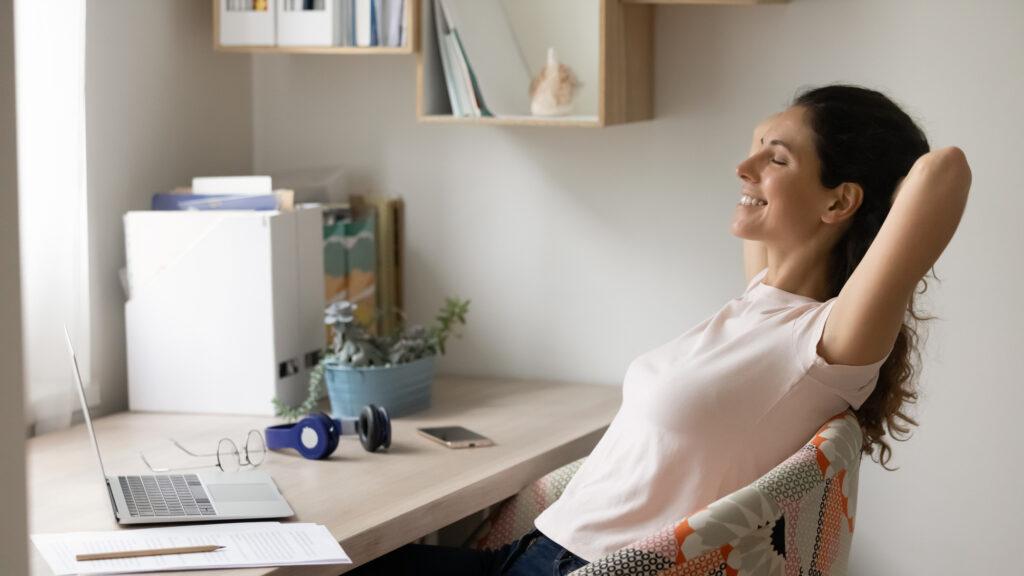 10 dicas para diminuir a ansiedade no home office