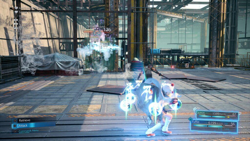 Final fantasy vii remake intergrade tem nas habilidades da yuffie sua melhor novidade.