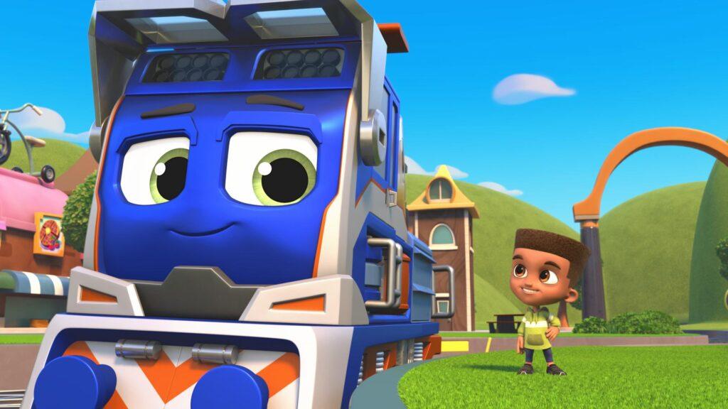 4ª temporada da animação might express está entre os lançamentos da netflix em julho