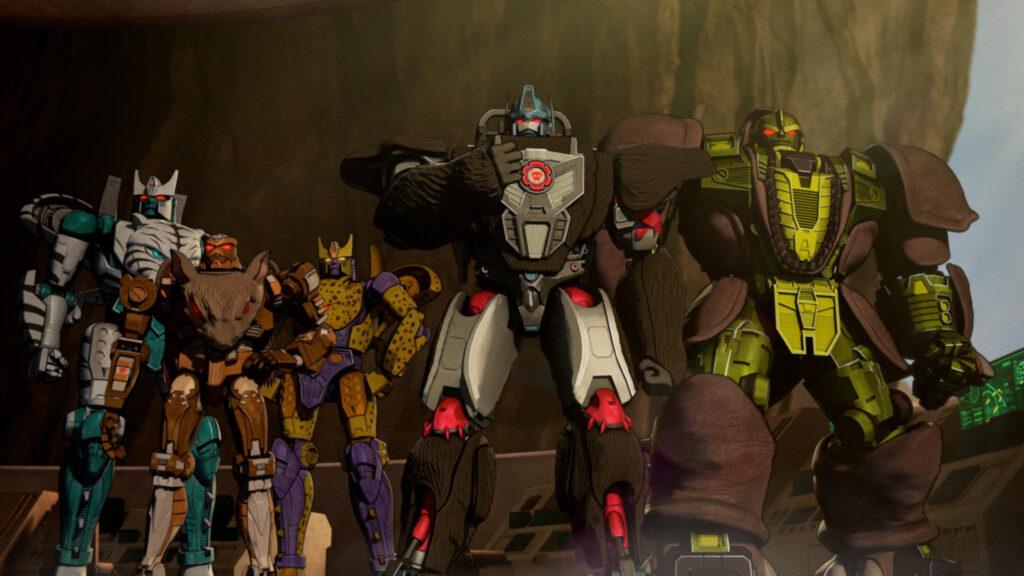 Anime inspirado no universo de transformers está entre os lançamentos da netflix de julho