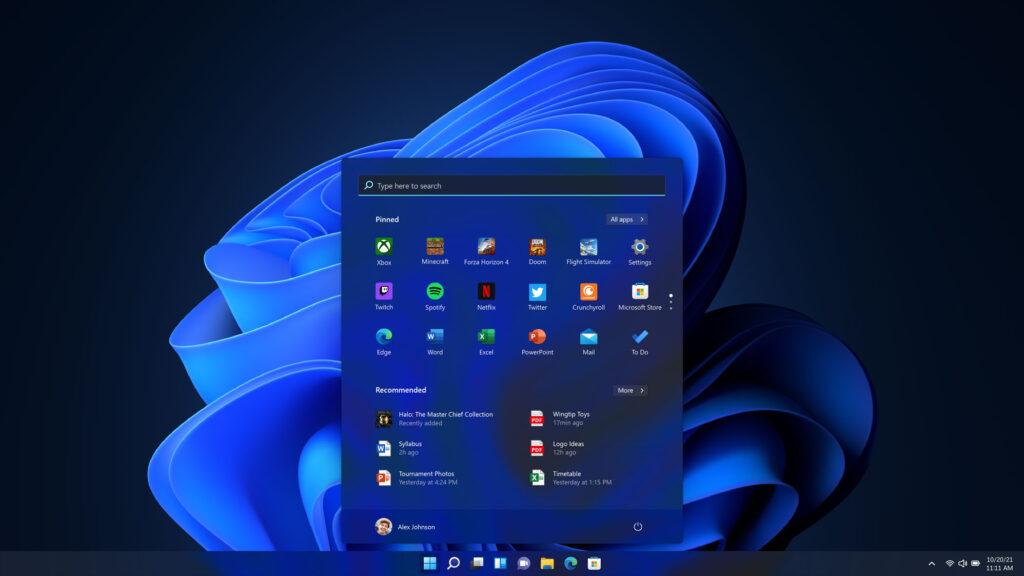 O modo noturno promete integrar tudo o que você utilizar no windows 11 sem sentir que está utilizando um modo alternativo do sistema