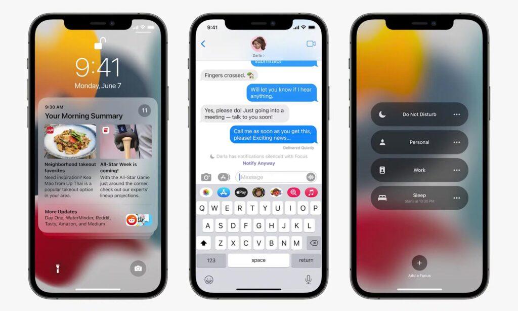 Wwdc 2021: apple anuncia ios 15 e facetime para o android. Ios 15 traz melhorias em mensagens e videochamadas, widgets chegam ao ipados 15 e o facetime se torna compatível com android e windows, confira as novidades da wwdc21