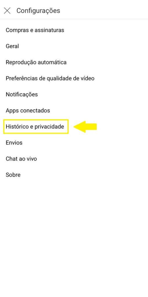 Como limpar vídeos assistidos e pesquisa do histórico do youtube. Listamos o passo a passo para você apagar seu histórico do youtube por smartphones ios e android, assim como pelo seu computador. Confira como!