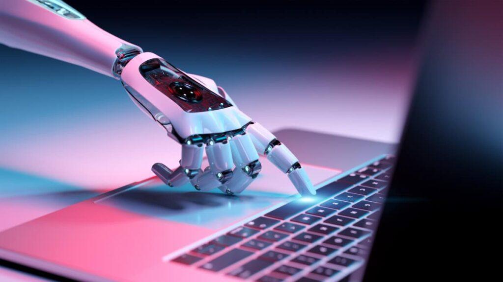 Inteligência artificial nos negocios