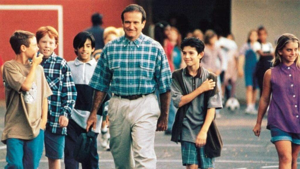 Jack é um longa de 1996 estrelado por robin willians