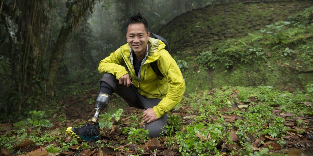 Série documental da netgeo é apresentada pelo cientista e aventureiro albert lin
