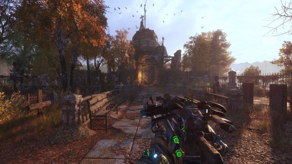 Review: metro exodus enhanced edition é uma das melhores aplicações de ray-tracing em jogos. Metro exodus enhanced edition é uma atualização do jogo lançado em 2019 feito com foco na tecnologia de ray-tracing