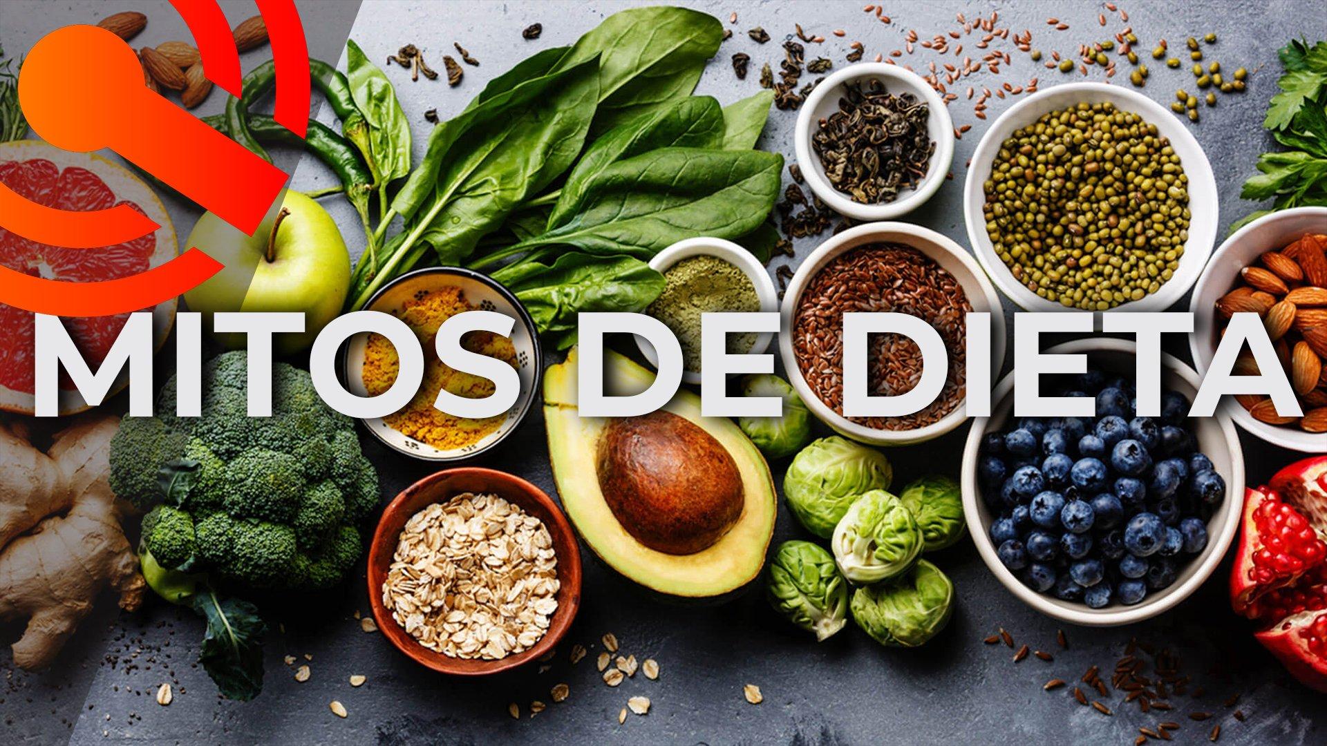 Mitos de dieta