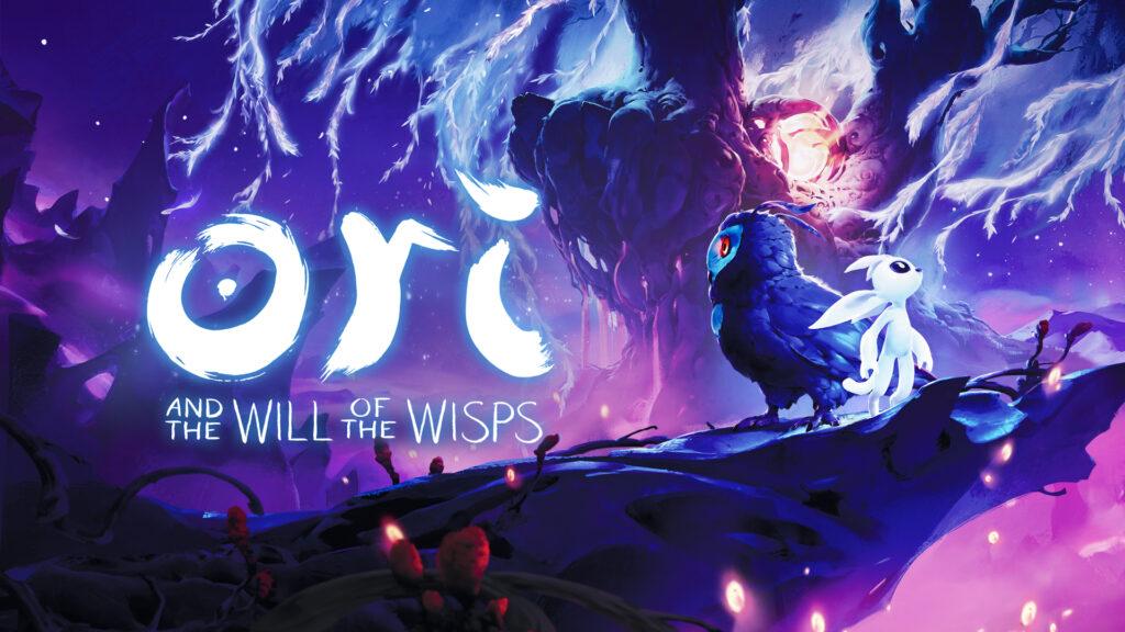 Imagem de capa de ori and the will of the wisps.