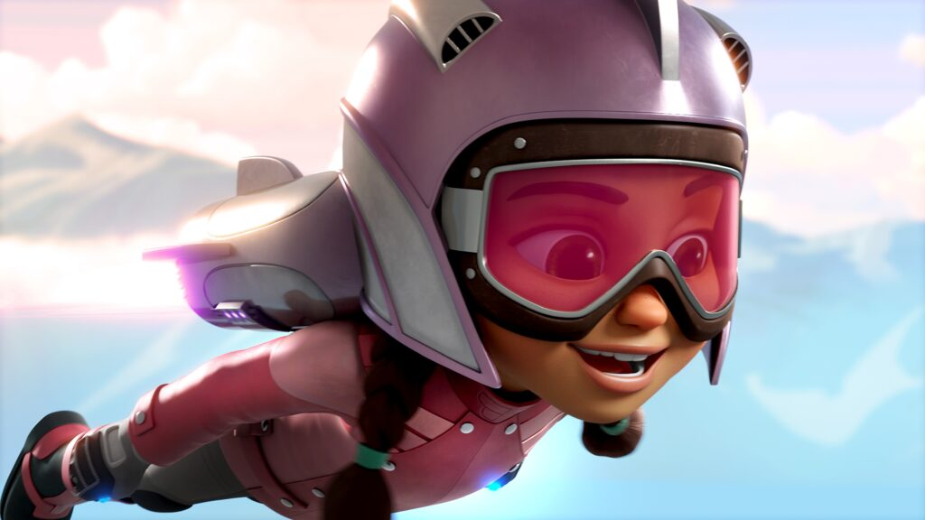 Série animada rockteer está entre os lançamentos da disney+ em julho