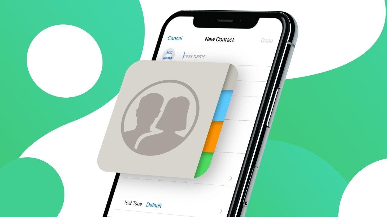 Transferir contatos do chip sim para o iphone