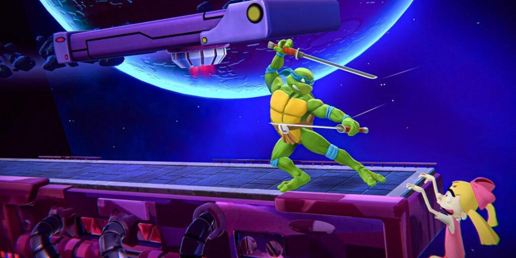 Nickelodeon all-star brawl: lute com bob esponja e outros personagens animados. Além de bob esponja, em nickelodeon all-star brawl você também poderá jogar com helga, de hey arnold! E outros personagens conhecidos, confira