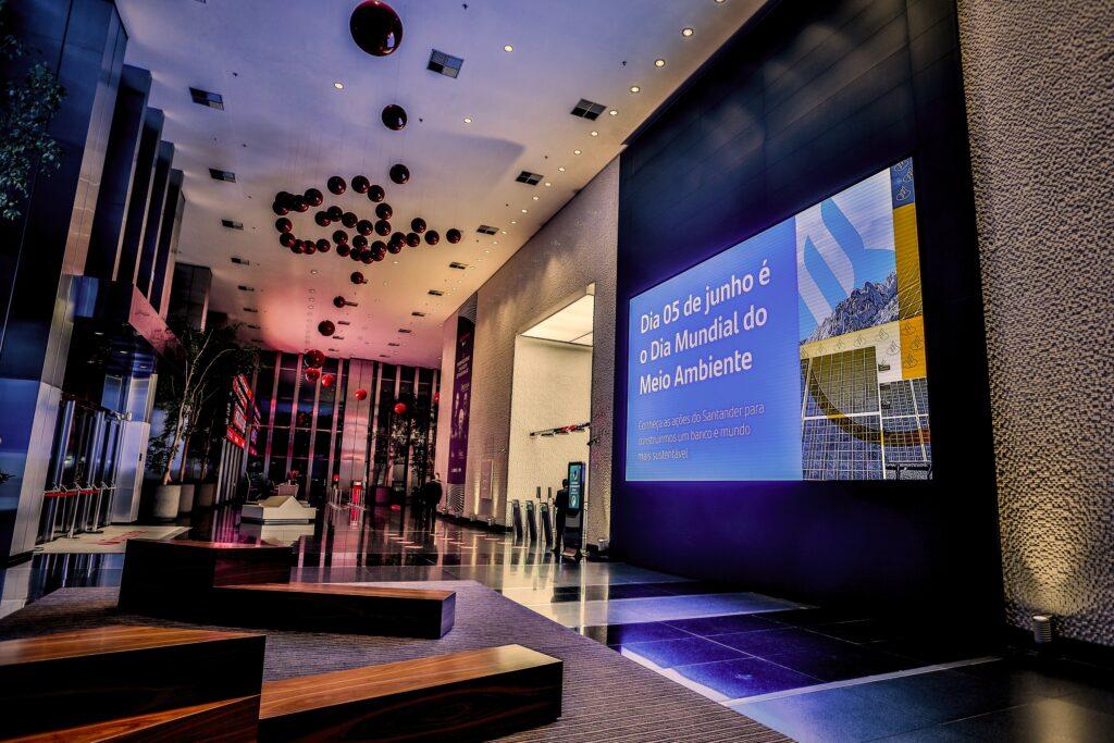 As inovações na modernização do edifício santander jk