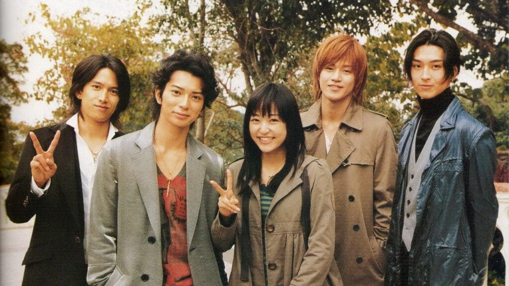 Hana yori dango é uma das melhores séries de drama adolescente