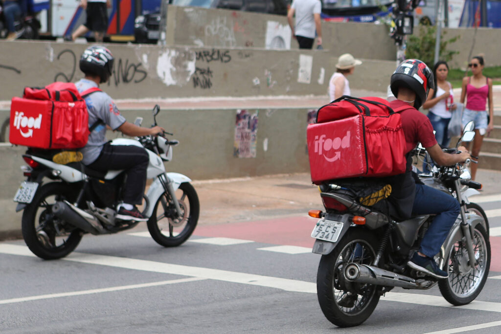 Golpe do delivery
