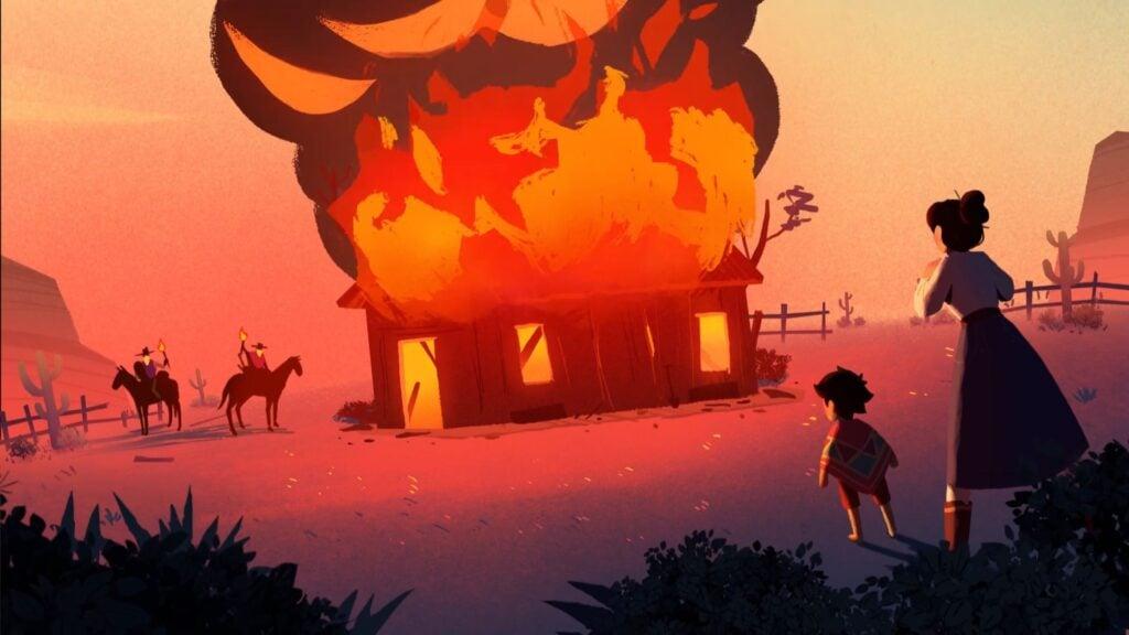 El hijo – a wild west tale é um jogo simples com uma reflexão gigantesca