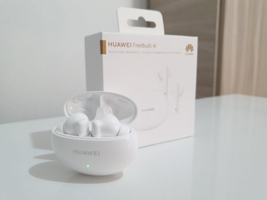 Review: huawei freebuds 4i são fones de ouvido bons com ótimo cancelamento de ruído