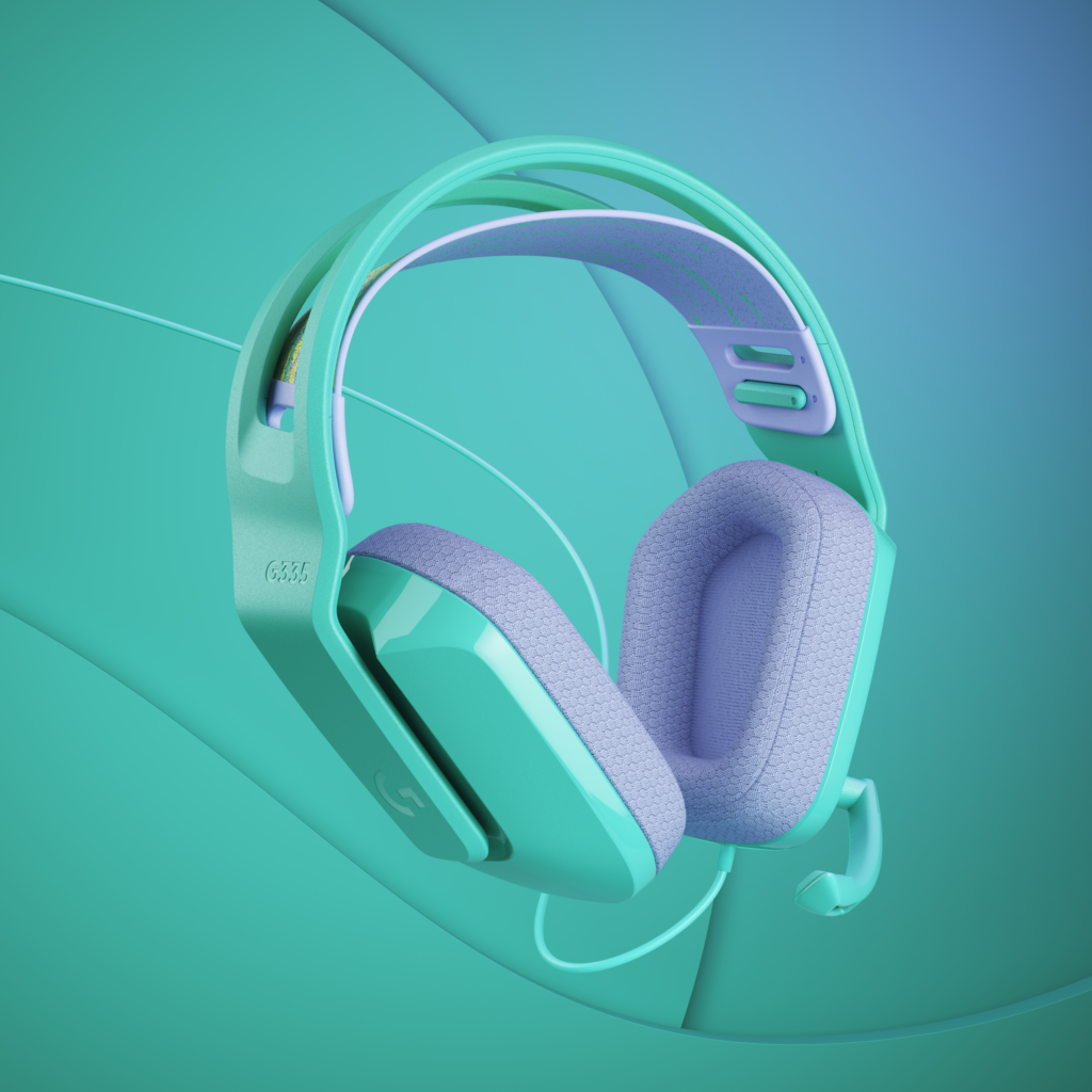 Logitech g335 é o novo headset da linha logitech g