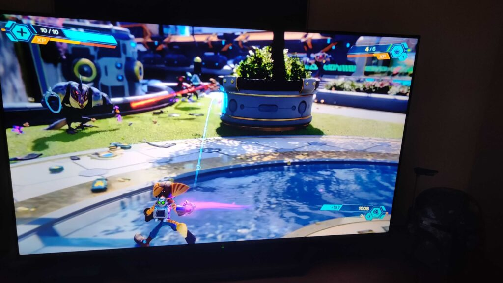 Review: tv toshiba 55 quantum dot 4k traz excelente imagem e impressiona. Trazendo excelente imagem, a tv toshiba 55 só peca no sistema operacional, mas de resto é um fantástico televisor.