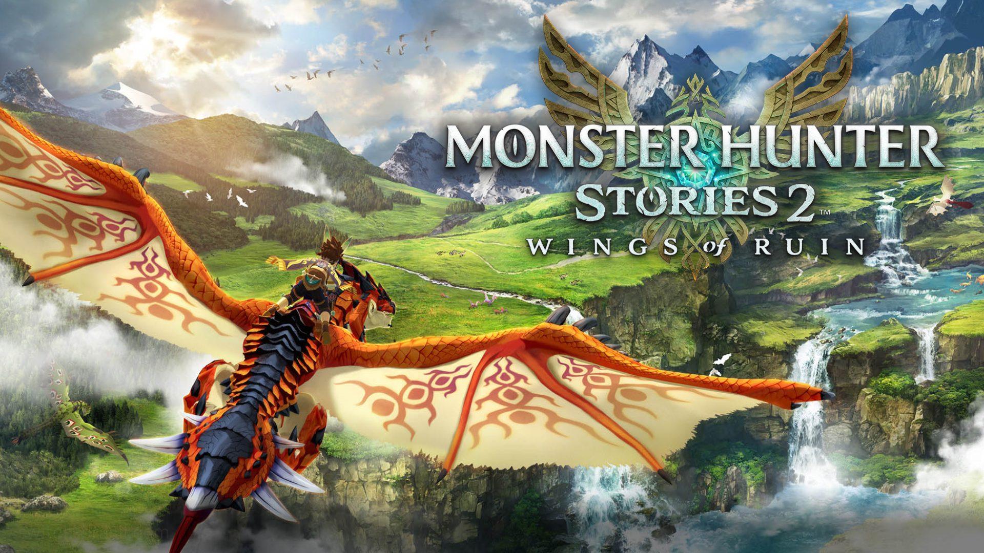 Review: monster hunter stories 2 - mais um excelente jrpg para o switch. Monster hunter stories 2 é com toda certeza um dos maiores acertos da capcom nos últimos anos.