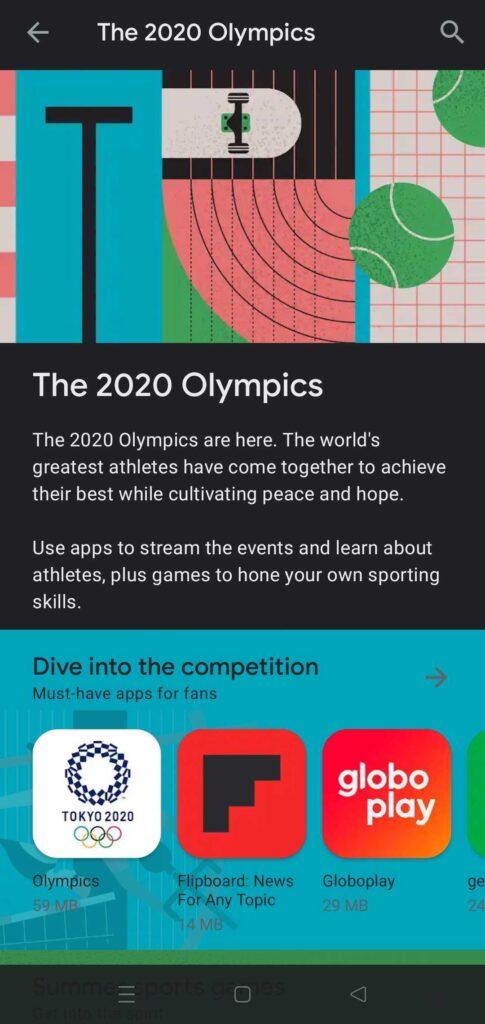 Aproveite as olimpíadas de tóquio com o google e youtube. Acompanhar as olimpíadas de tóquio com o google é uma ótima opção, com vários produtos da empresa, desde a busca até o google assistente, estão com interações especiais para essa época