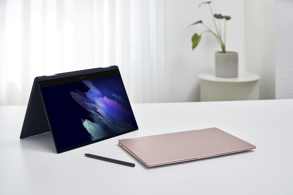 Samsung lança galaxy tab s7 fe e notebooks galaxy book pro e 360 no brasil. Os novos galaxy book pro contam com telas amoled, suporte a s-pen e os processadores intel core de 11ª geração. Galaxy tab s7 fe é uma ótima ferramenta para criação e produtividade