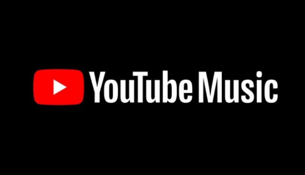 Logo youtube music