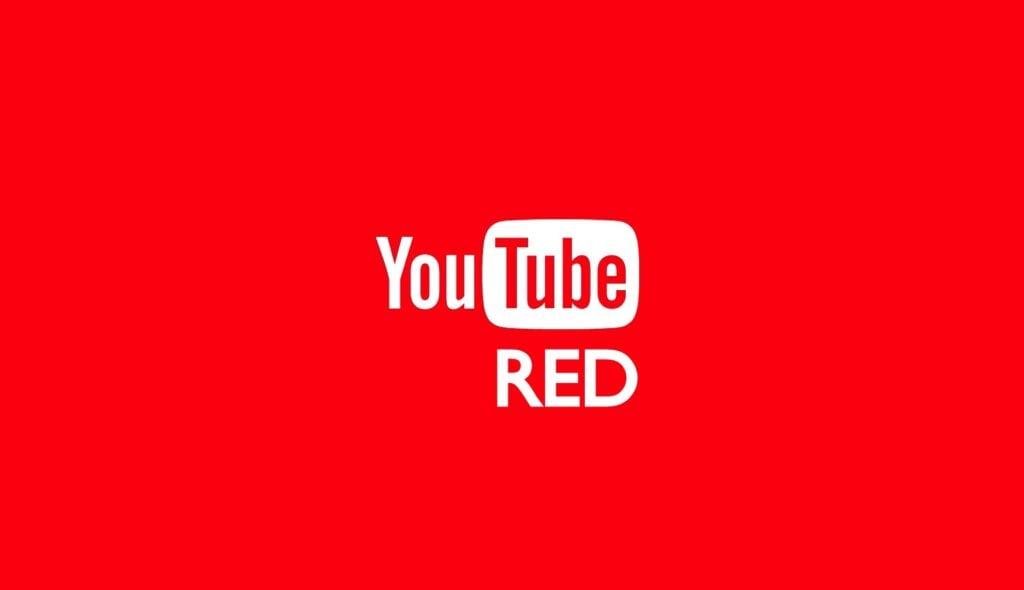 Youtube red, como era conhecido o yt premium anteriormente