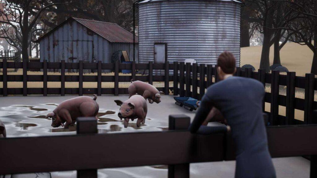 Adios apresenta um dilema que poderá custar a vida de um criador de porcos