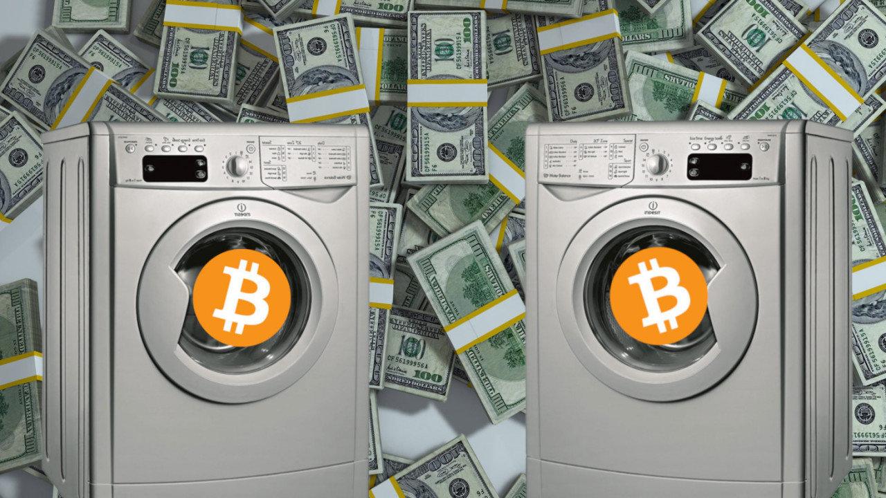 Lavagem de dinheiro com criptomoeda