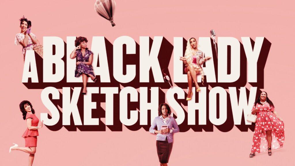 A black lady sketch show - indicado por melhor programa de sketches