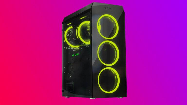 NAVE Orbita IA20 é um PC gamer que une estilo, eficiência e muito desempenho