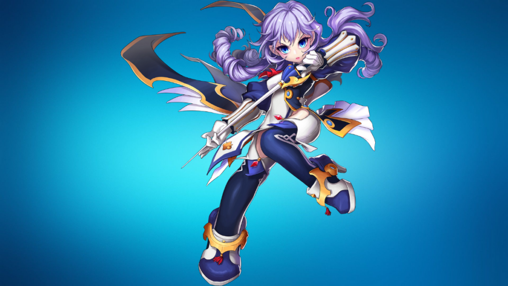 Grand chase - edel