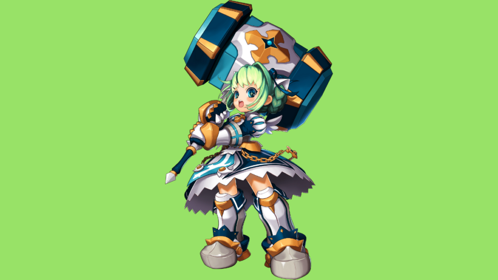 Grand chase - holy