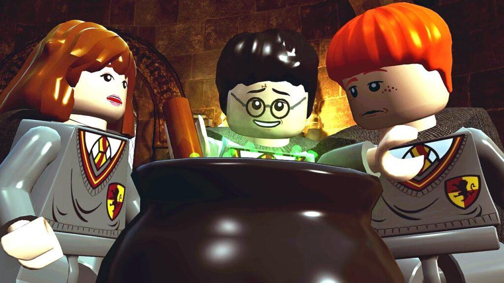 Harry potter em oferta na coluna descontos em computadores, jogos e periféricos.