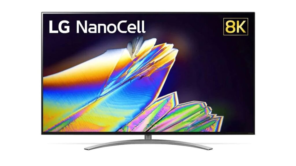 Lg nanocell 8k nano96sna - tv ou projetor