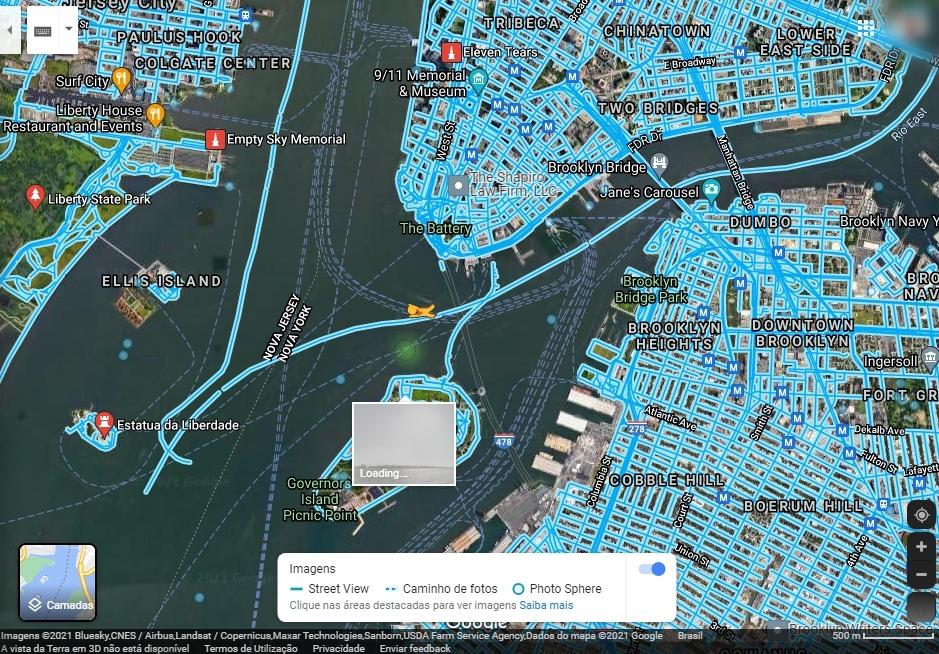 Street view - dicas e truques para o google maps