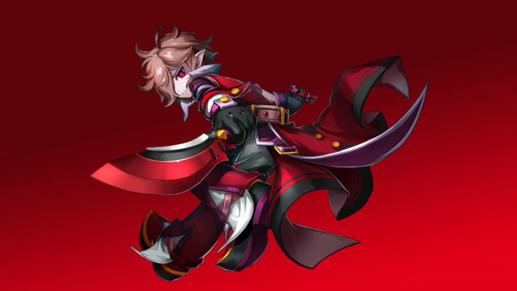 Grand chase - lupus