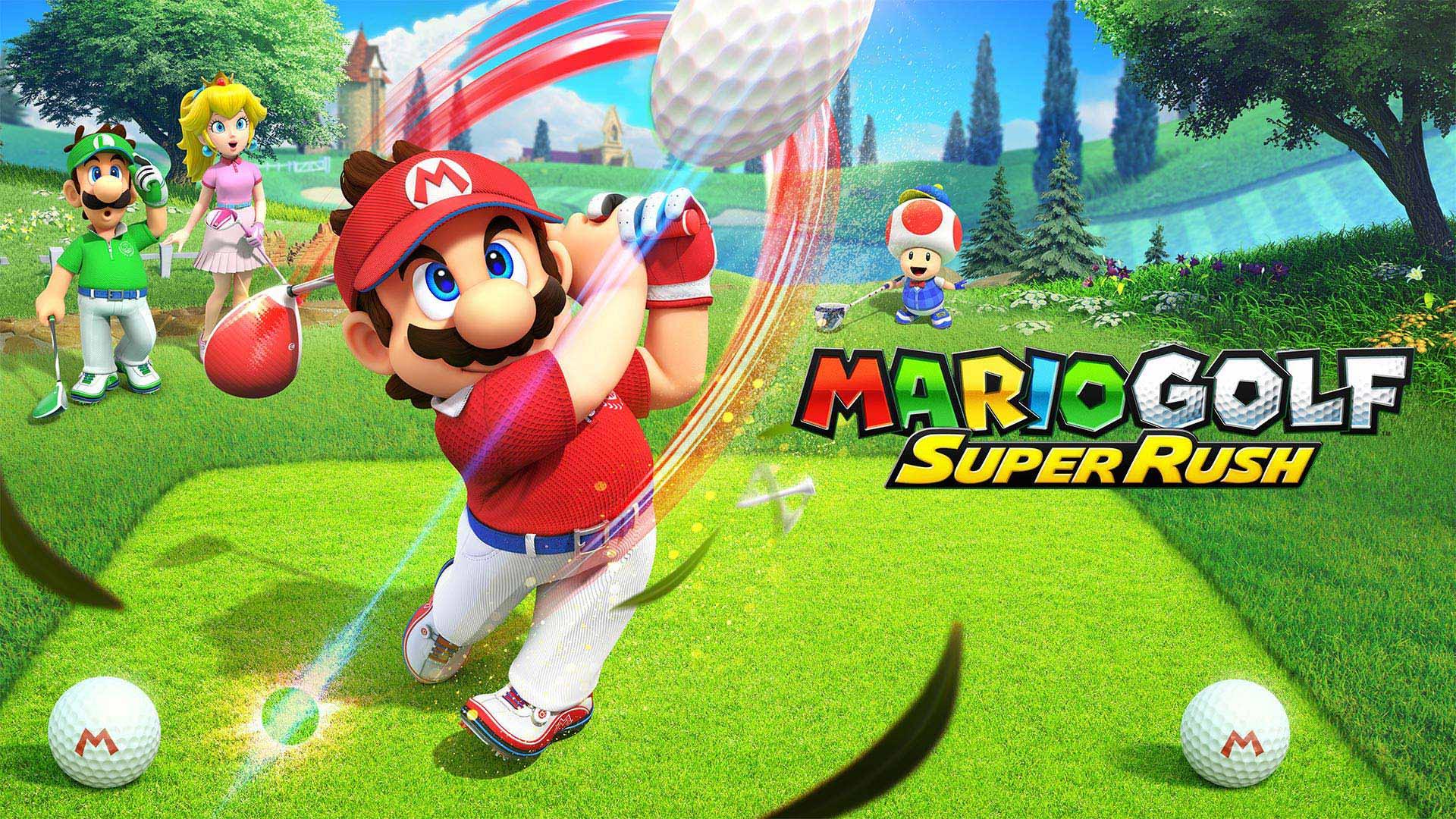 Review: mario golf super rush mescla a magia do mario com o melhor do esporte. Mario golf super rush combina tudo o que o golfe tem de bom e traz também o melhor dos poderes especiais do universo do mario em uma boa mistura