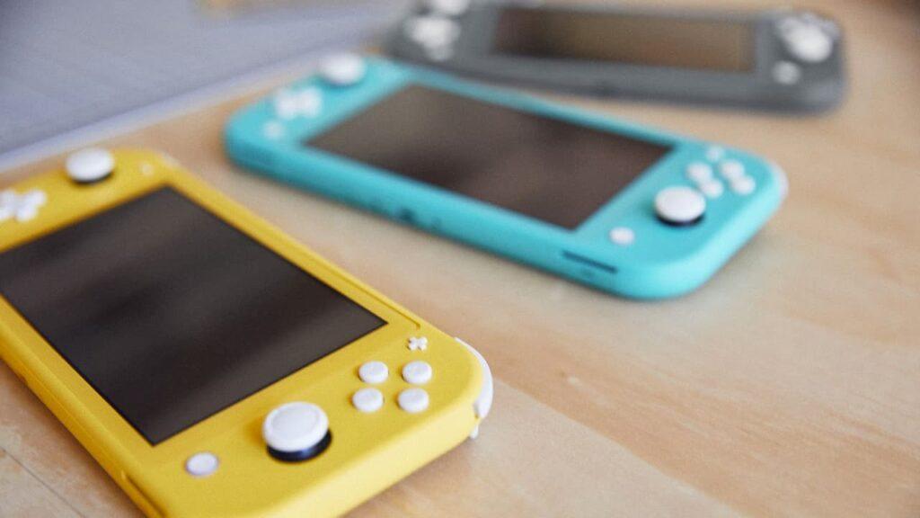Nintendo switch lite chega em setembro no brasil