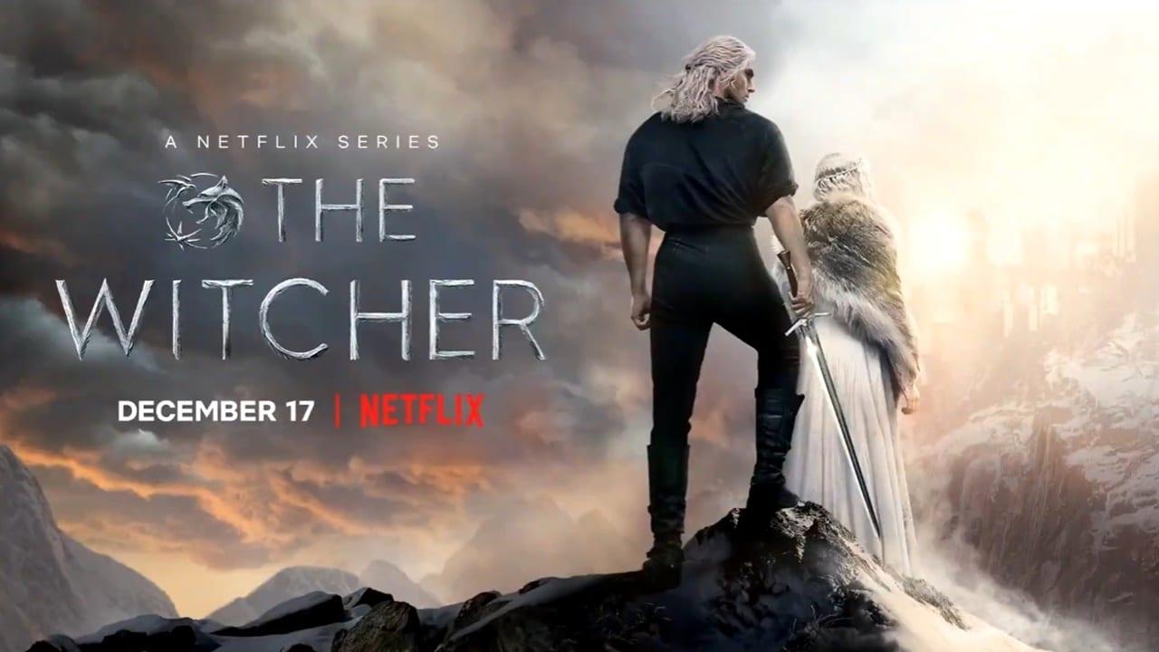 Novo trailer de the witcher