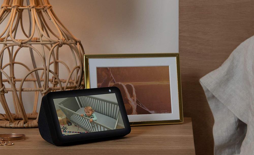 Com tela, o echo show 5 e um passo além nos hubs e dispositivos de áudio