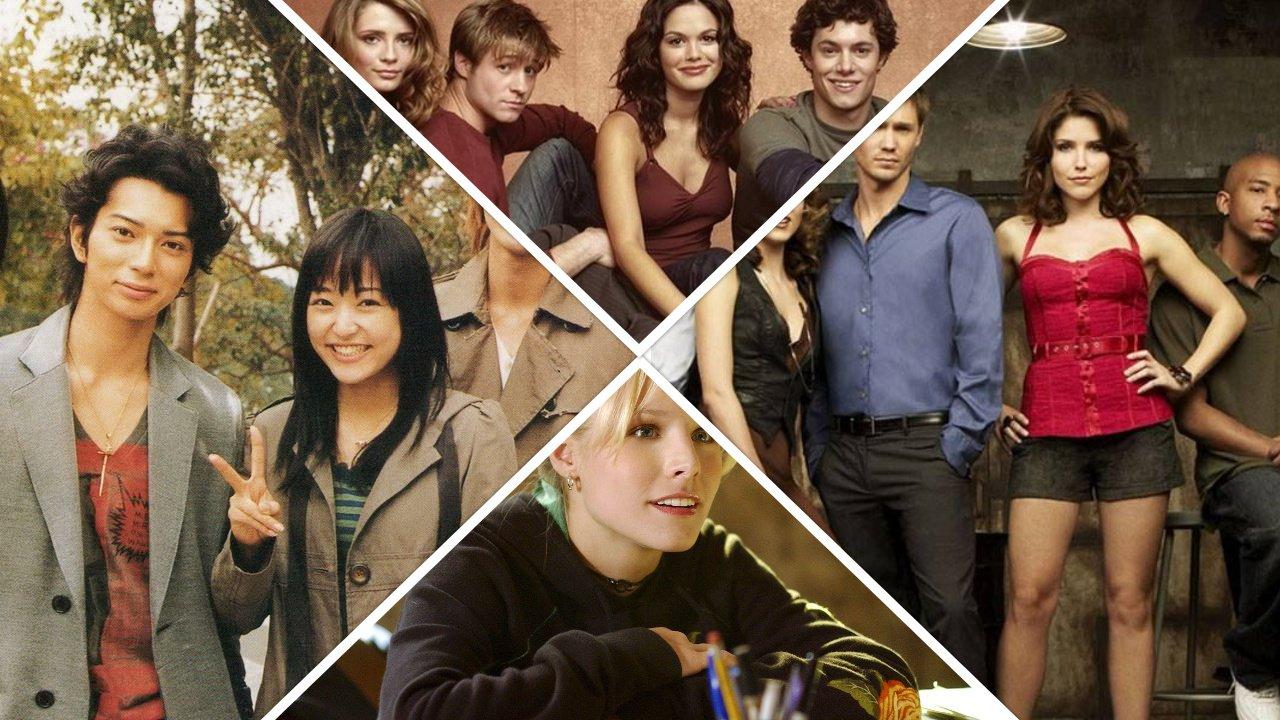 Séries de drama adolescente