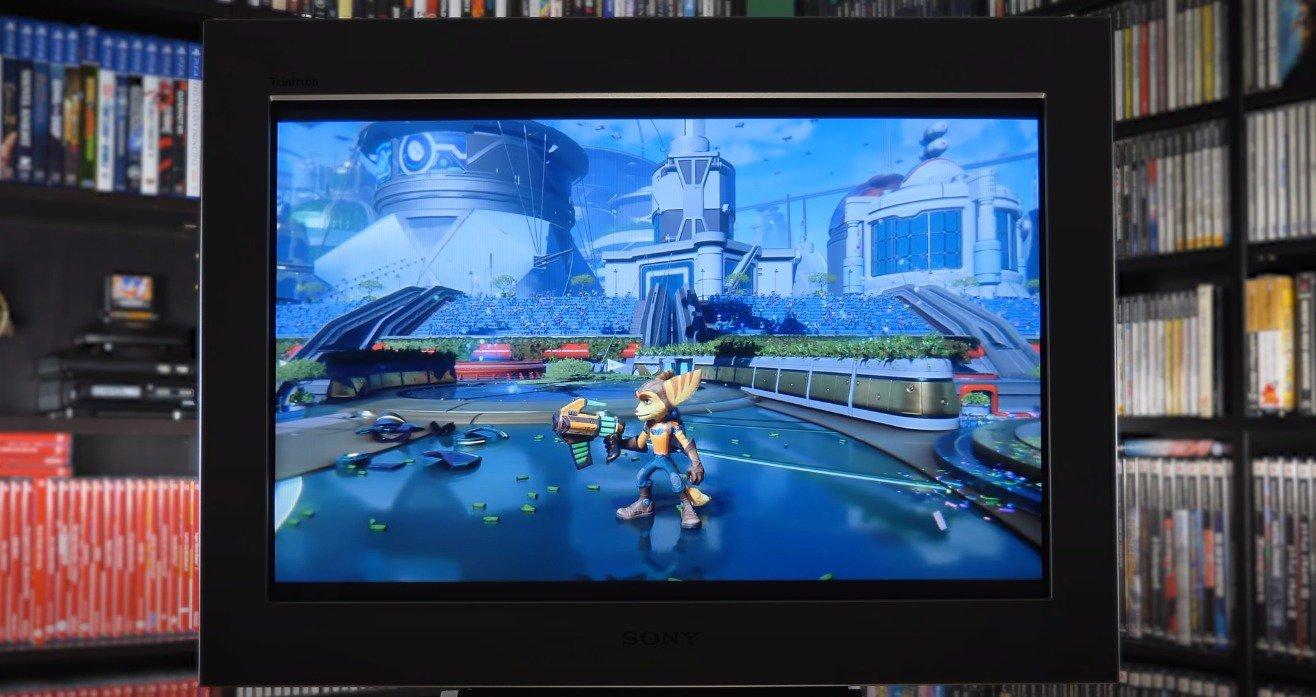 Tvs velhas e videogames novos: como fica a imagem da nova geração em tvs de tubo?