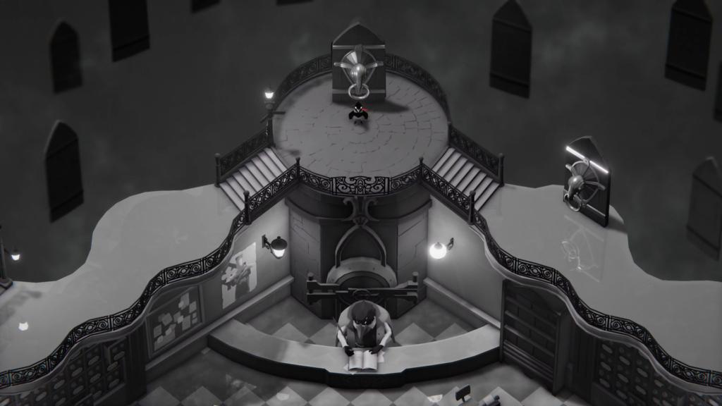 Review: death's door, tudo que nasce morre