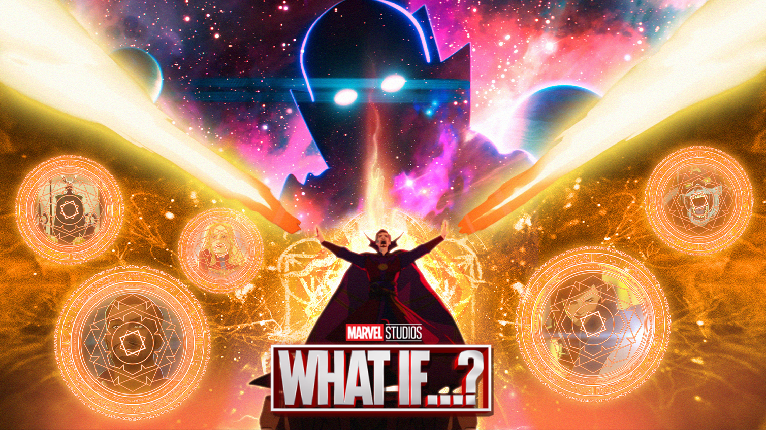 Poster de what if