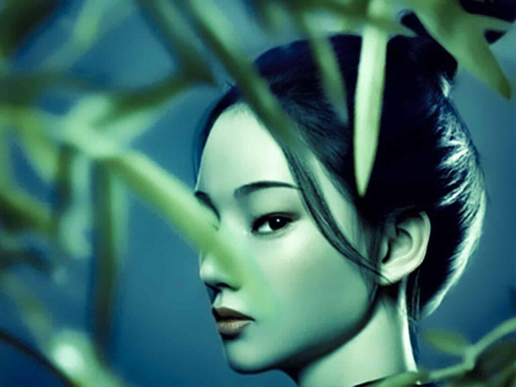 Ling, a influencer ia da china.