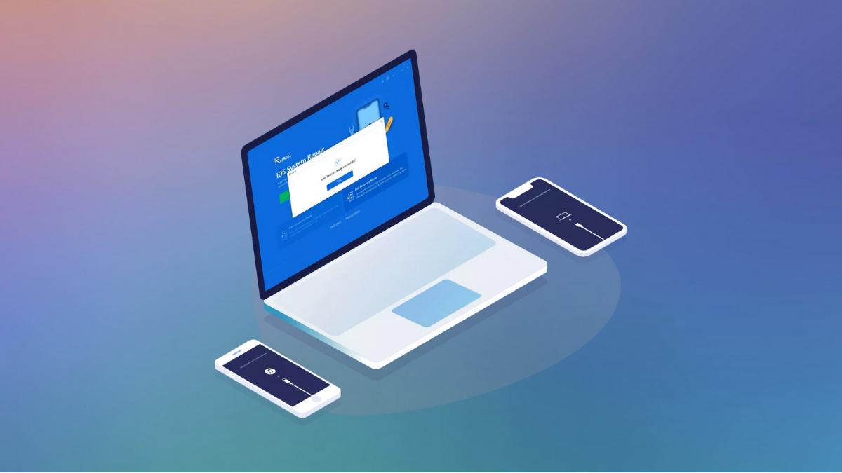 Reiboot: como reparar o sistema ios e erros do iphone