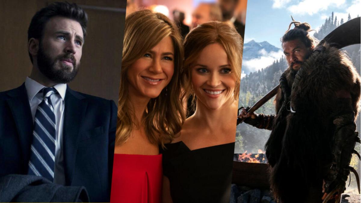Os melhores filmes e séries da apple tv+
