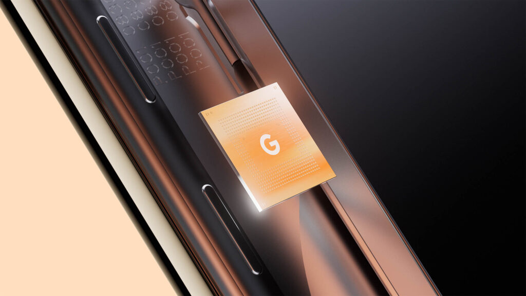 Saiba tudo sobre o tensor, processador do google pixel 6